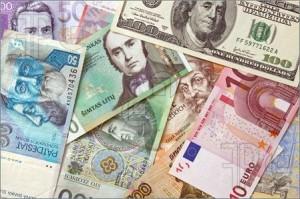 najpopularniejsze waluty forex - dolar, euro, jen